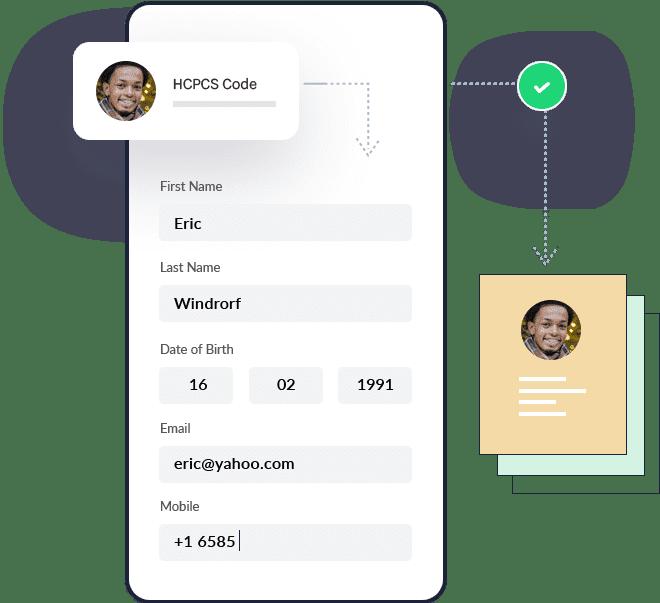 Login / Create / Manage Account