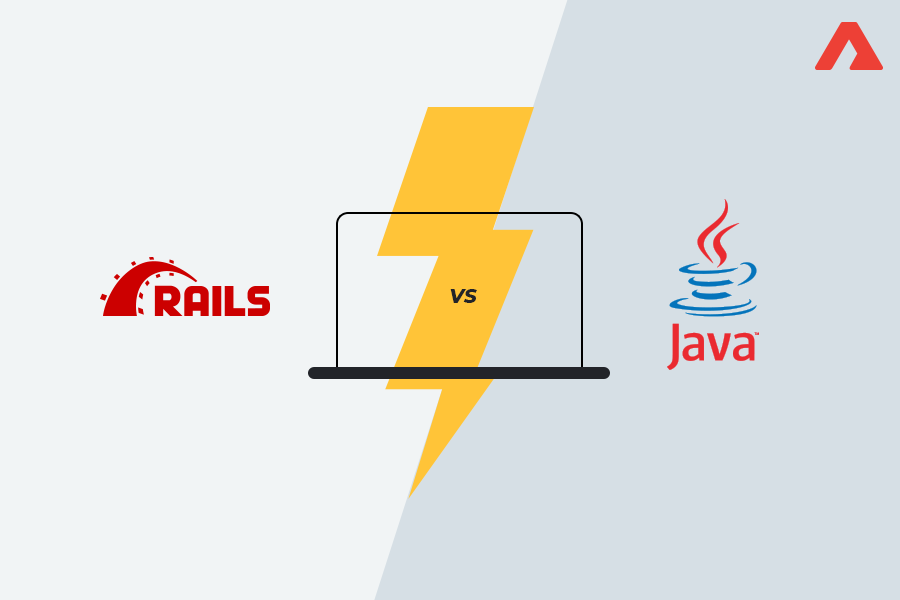 Ruby On Rails Vs Java – Infographic